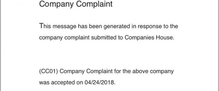 Scam alert: fake emails from Companies House