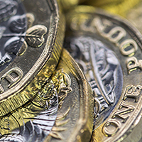 Unexpected UK inflation in September causes pound sterling to fall