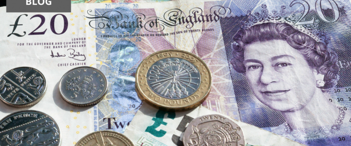 Wages showing fastest increase in almost a decade