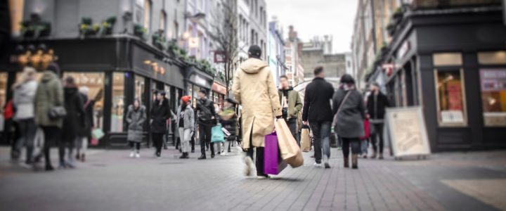 High Street sales continue to fall in December as retailers faced worst sales on record