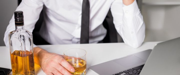 Drunk people in the workplace cost UK economy £1.4 billion a year